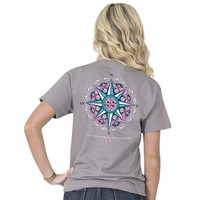 "Simply Southern ""Compass"" Short Sleeve Tee"