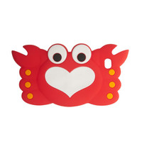 Rubber Crab iPhone 4/4S Case | Wet Seal