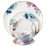Wedgwood Butterfly Bloom 5-piece Place Setting | Overstock.com Shopping - The Best Deals on Place Settings