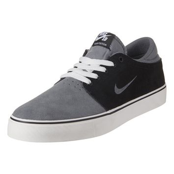 ZOOM TEAM EDITION SB TRAINERS BY NIKE SB IN COOL GREY BLACK IVORY
