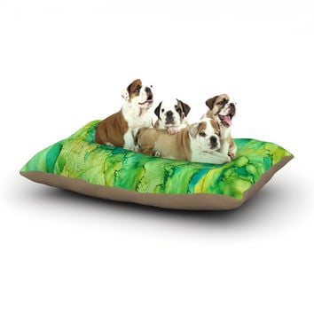 "Rosie Brown ""Going Green"" Emerald Dog Bed"