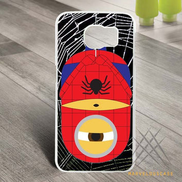 despicable me minions as superheroes Custom case for Samsung Galaxy