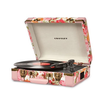 Crosley Executive Usb Portable Turntable Pink Combo One Size For Women 26256739801