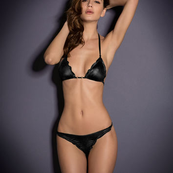 View All Swimwear by Agent Provocateur - Berry Bikini Bra