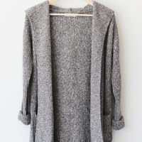 Willow Hood Cardigan