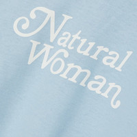 BLOUSE - Natural Woman printed cotton-jersey top