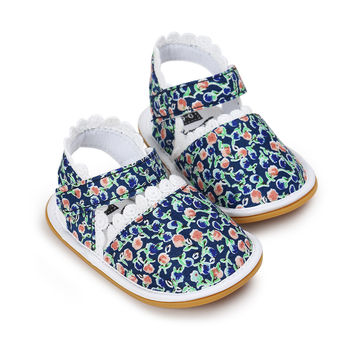 ROMIRUS Summer Baby Girls Sandals Closed Toe