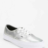 Vans Authentic Metallic Leather Women's Low-Top Sneaker-