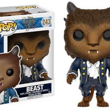 Funko POP Disney: Beauty & The Beast Movie -Beast Vinyl Figure