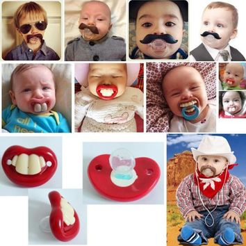 Funny Pacifier