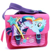 School Bag Fucsia My Little Pony: Amazon.it: Giochi e giocattoli