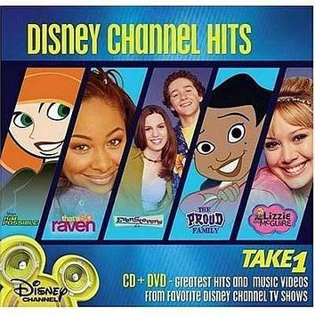 Various Artists | Disney Channel Hits: Take 1 (CD+DVD)