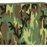 Rothco Infant Receiving Blanket, Woodland Camo