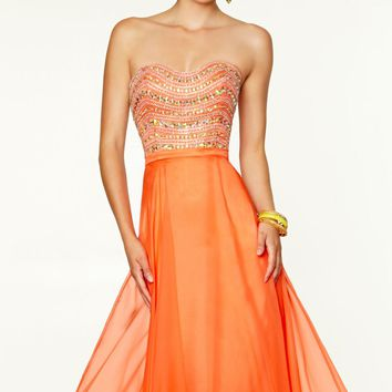 Paparazzi by Mori Lee 97090 Dress