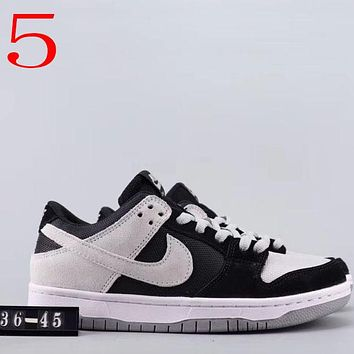 Trendsetter Nike Sb Zoom Dunk Low Pro Iw Women Men Fashion Casual   Low-Top Old Skool Shoes
