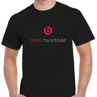 BBT Mens Beets by Schrute Tee Dwight The Office