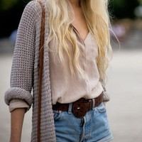 Save Your Sweaters for Summer