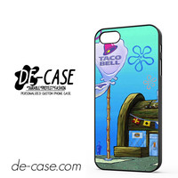 Taco Bell Krusty Crab DEAL-10435 Apple Phonecase Cover For Iphone 5 / Iphone 5S