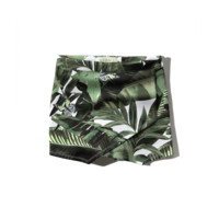 Jungle Print Wrap Skort