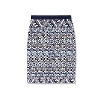 Tory Burch Ponte Pencil Skirt