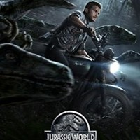 Jurassic World (2015) Movie Poster 22 x 34 Inches , Glossy Finish (Thick): Chris Pratt, Bryce Howard Dallas