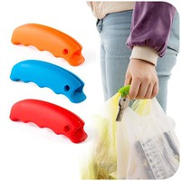 Kitchen Silicone Carry Bags Handles