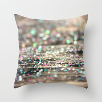 Afterparty Throw Pillow by Beth - Paper Angels Photography | Society6