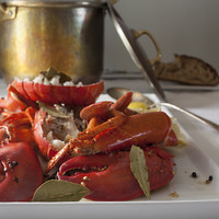 Wild Maine Lobster - Whole Split Lobsters in Shell - 1 lb or more - Wild Maine Lobster
