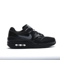 "Air Max 1 GS ""All Black"""