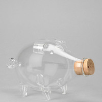 Urban Outfitters - Blown Glass Piggy Bank