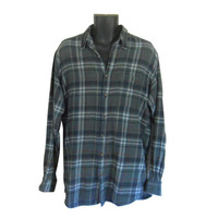 Men Tall Shirt Flannel Shirt Green Flannel Men Flannel Shirt Blue Flannel Lumberjack Flannel Plaid Flannel Shirt 90s Grunge Clothing Clothes