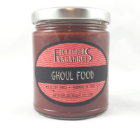 Ghoul Food -- Tokyo Ghoul Inspired 8oz Scented Soy Candle