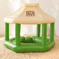 Inflatable Swim-Up Tiki Bar