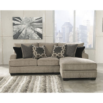 Signature Design by Ashley Hamlet Sectional