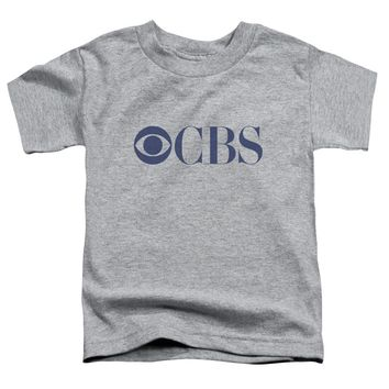 Cbs Logo Short Sleeve Toddler Tee