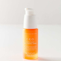 Sunday Riley C.E.O. Rapid Flash Brightening Serum | Urban Outfitters