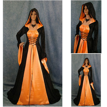 1860S Victorian Corset Gothic/Civil War Southern Belle Ball Gown Dress Halloween dresses CUSTOM MADE R464 Alternative Measures - Brides & Bridesmaids - Wedding, Bridal, Prom, Formal Gown