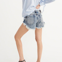 Womens One Teaspoon Bonitas Shorts | Womens Bottoms | Abercrombie.com