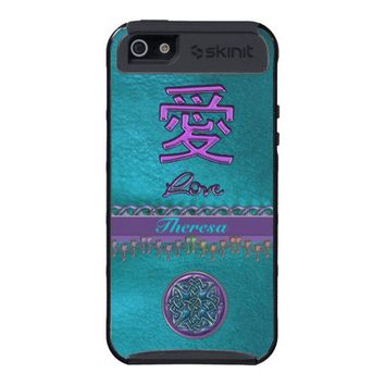 Personalized Chinese Love and Celtic Knot Symbols from Zazzle.com