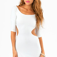 Stolen Moments Bodycon Dress $38
