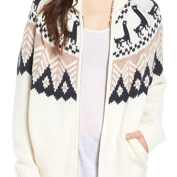 BP. Fair Isle Knit Cardigan | Nordstrom