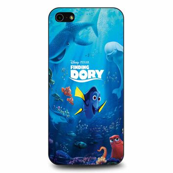 Finding Dory And Hank Octopus iPhone 5/5s/SE Case