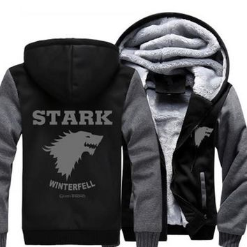 game of thrones house of stark sweater