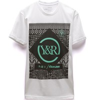 Young & Reckless Cold Blooded Trade T-Shirt - Mens Tee - White