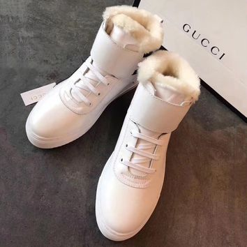 Gucci Women Casual Sneakers Sport Shoes