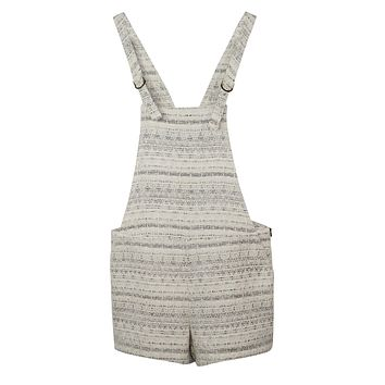 Tweed Short Overalls