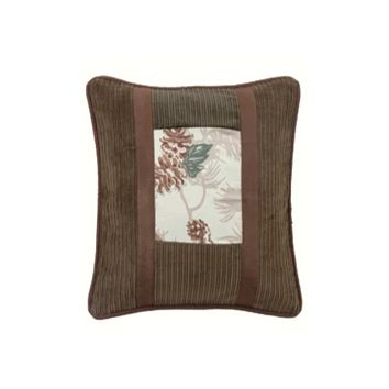 Cowgirl Kim Forest Pine Corduroy Accent Pillow