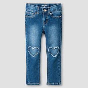 Toddler Girls' Skinny Jeans - Medium Wash 4T - Cat & Jack™ : Target