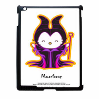 Hello Kitty Love Maleficent Disney iPad 2 Case