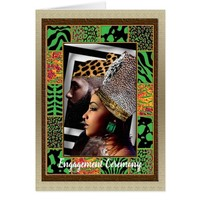 Engagement Ceremony Card